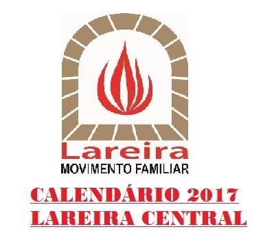 Calendário de atividades 2017